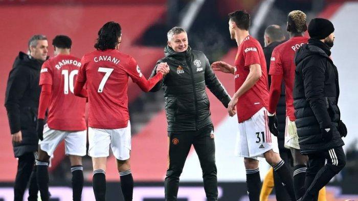 Prediksi Susunan Pemain dan Live Streaming Crystal Palace vs Manchester United, Misi Jaga  2 Besar