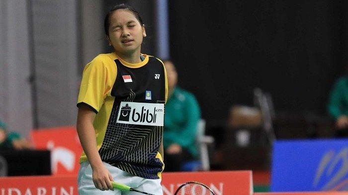 Dua Tunggal Putri ke Babak Ketiga Kejuaraan Dunia Junior