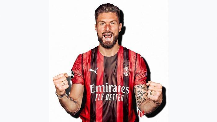Olivier Giroud Merapat ke AC Milan, Lorenzo Pellegrini Ditawar Tottenham Hotspur