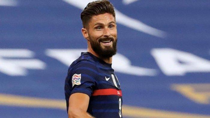 Jelang Euro 2020, Timnas Prancis Diterpa Isu Tak Sedap Konflik Giroud dan Mbappe