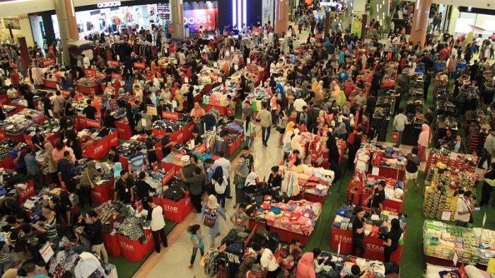 Kemeriahan Perayaan Akhir Tahun  di Summarecon Mal Bekasi