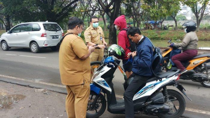 Sanksi Denda Tak Pakai Masker di Kota Depok Capai Rp 6,8 Juta