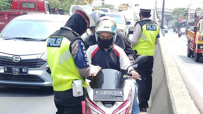 Operasi Patuh Jaya Berakhir, 99.835 Pengendara Ditindak, 34.152 Ditilang 65.683 Ditegur