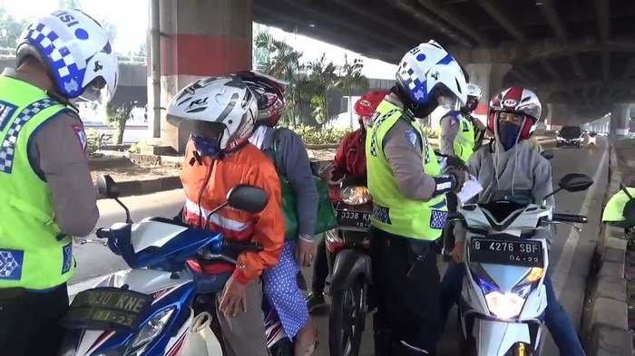 Pelanggaran Lalu Lintas di Jalan DI Panjaitan Masih Tinggi meski Operasi Patuh Jaya Selesai