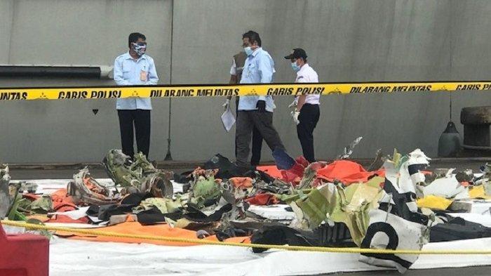 Hari Ke-10 Operasi SAR Sriwijaya Air SJ-182, Para Penyelam Terkendala Angin Berkecepatan 26 Knot