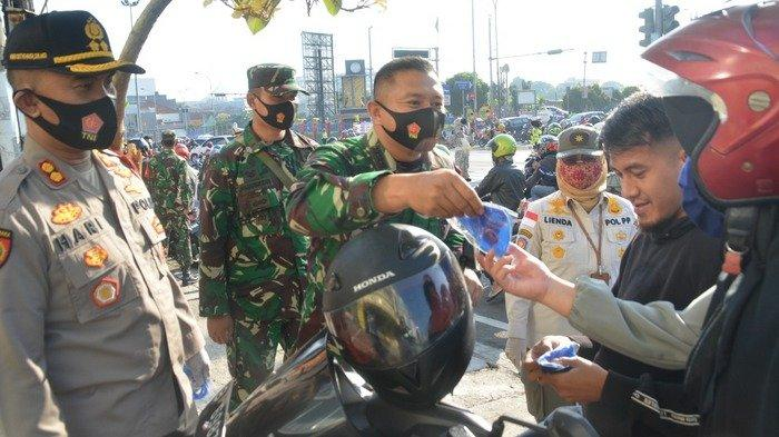 Baru 4 Hari Operasi Yustisi Protokol Kesehatan di Jakarta, Ada 22.801 Pelanggar Ditindak Polisi