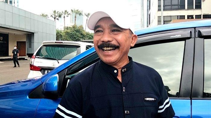 Opie Kumis di TransTV, Jalan Kapten Tendean, Mampang Prapatan, Jakarta Selatan, Kamis (28/1/2021).