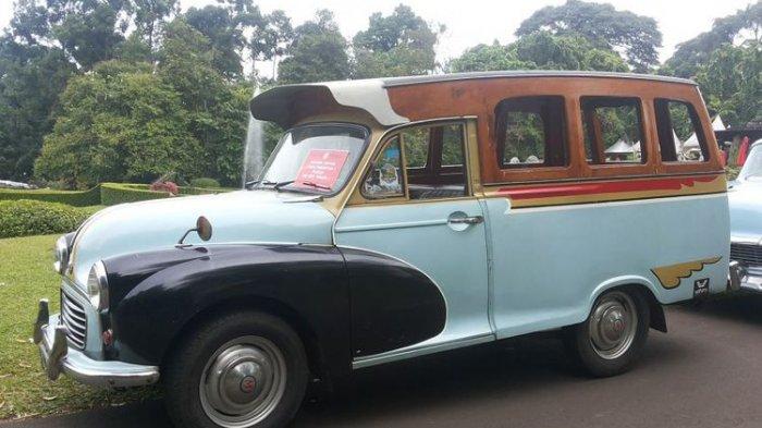 Saat Dibeli Cuma Rp 500 Ribu, Sekarang Segini Harga Opelet Si Doel