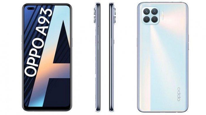 oppo a93 003 - 5 Smartphone Terbaru Oppo dengan Dual Kamera Depan