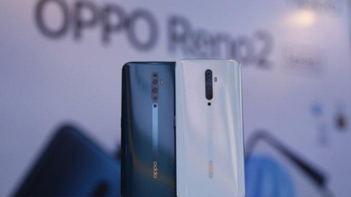 Penjualan Perdana Serentak di 5 Kota, Oppo Reno 2F Quad Camera Tampil Premium dan Rekam Video Stabil