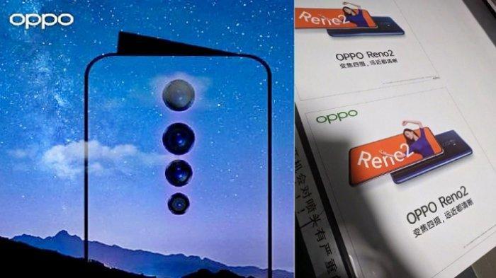 Terungkap, Oppo Reno2 20x Zoom Mempunyai Tiga Varian, Ini Spesifikasi dan Harganya