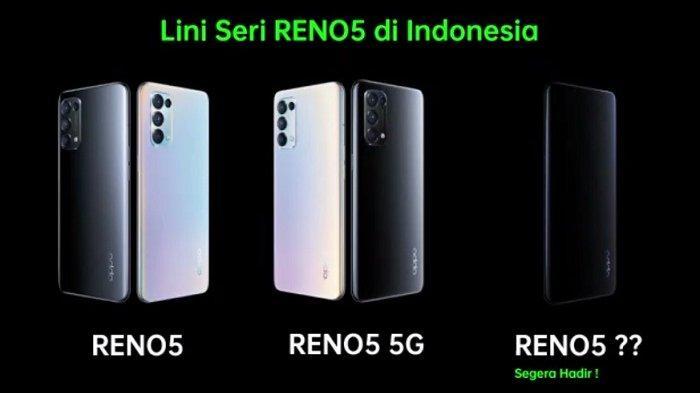 Rilis Pekan Depan, Ini Spesifikasi Oppo Reno5 Quad Camera di Indonesia, Satu Model Masih Rahasia