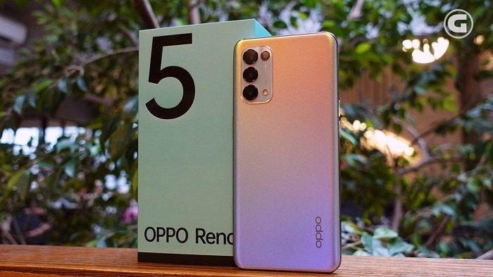 3 Menit 400 Unit Oppo Reno5 Ludes Terjual saat Flash Sale, Ini Keunggulan, Spesifikasi, dan Harganya