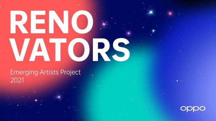 OPPO Renovator 2021, Kompetisi Kreativitas Seniman Muda Ciptakan Perpaduan Karya Seni dan Teknologi