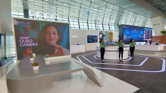 OPPO Store Resmi Buka di Terminal 3 Bandara Soekarno Hatta, Pertama di Indonesia dan Asia Tenggara