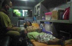 Rantau ke Jakarta, Warga Serang Sakit dan Terlantar Sampai Minta Bantuan Dinsos