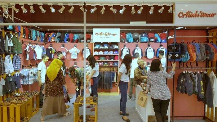 Orkids Wear Jawab Permintaan Pasar di Indie Clothing Expo