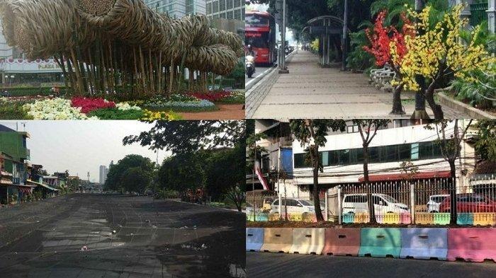 Anies Menjabat, 4 Instalasi Kota jakarta Ini Dipasang dengan Biaya Mahal dan Tidak Bertahan Lama