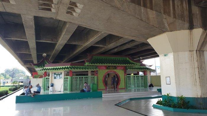 Masjid Babah Alun di Kolong Jalan Tol, Akulturasi Tiongkok-Indonesia-Islam