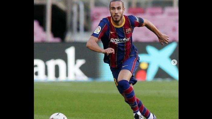 Hasil Sementara Babak Kedua Real Madrid vs Barcelona 2-1, Gol Oscar Mingueza Pertipis Kekalahan