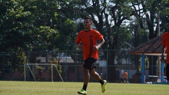 Osvaldo Haay Siap Bertarung dengan Ruben Sanadi, Persija Siapkan Taktik Terbaik Lawan Bhayangkara FC