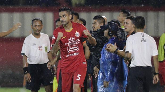 Otavio Dutra Bek Persija Jakarta Senang Dengar Kabar Kompetisi Liga 1 Dapat Lampu Hijau Polri