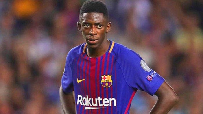 Meski Kerap Didera Cedera Manajemen Barcelona Pertahankan Ousmane Dembele