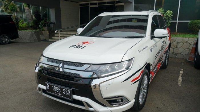 Mitsubishi Outlander PHEV Jadi Mobil Tanggap Bencana, Intip Keunggulan dan Perawatan Baterainya