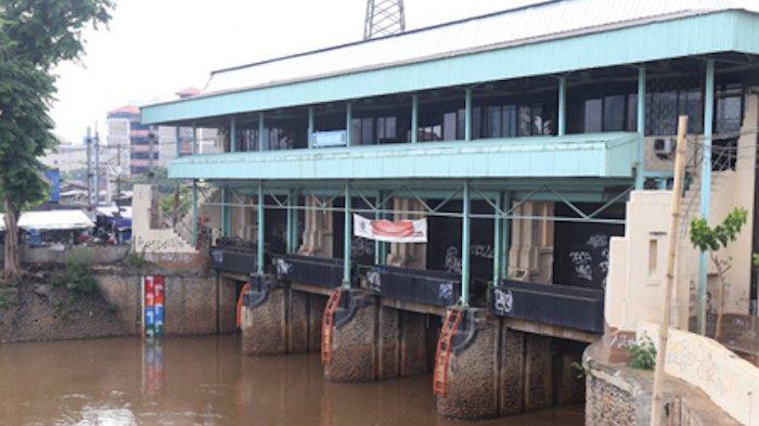 UPDATE Tinggi Muka Air Jumat 5 Maret 2021: Dua Pintu Air di Jakarta Utara Status SIAGA 2