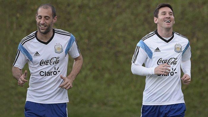 Pablo Zabaleta: Manchester City Menawarkan Kondisi yang Sempurna buat Lionel Messi