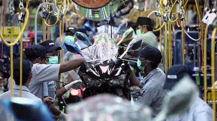 Imbas Wabah Virus Corona, Yamaha Hentikan Sementara Produksi Sepeda Motornya Hingga 2 Pekan