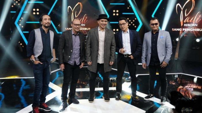 Para personel Padi Reborn ditantang menjadi pembawa program televisi bernama Padi Reborn Sang Penghibur yang ditayangkan di NET TV mulai 17 Juli 2020 pukul 21.00 WIB.