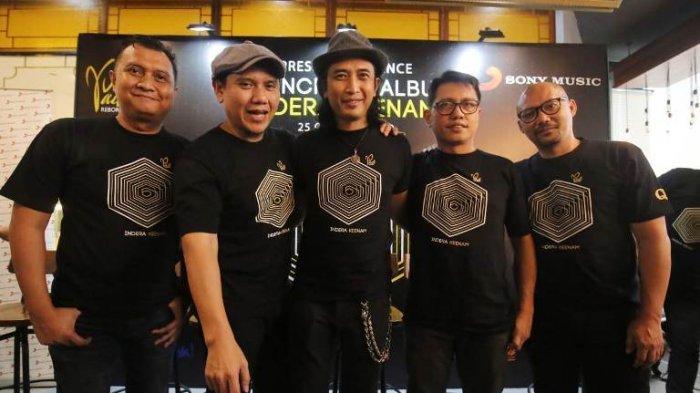 Padi Reborn Nyanyikan 'Memberi Makna Indonesia', Ajak Choir yang Pernah Isi Suara di Lagu 'Mahadewi'