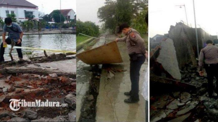 Main Hujan-hujanan, Bocah 10 Tahun Tewas Tertimpa Pagar Tembok, Temannya Histeris Minta Pertolongan