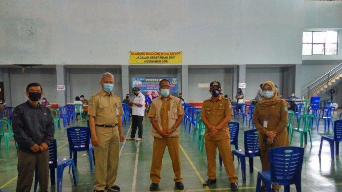 Penerima Paket Sembako Bansos dari Kemensos di Tangerang Berjumlah 90.583 KK.