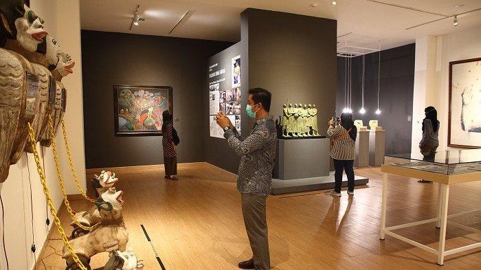 Galeri Nasional Indonesia Kembali Dibuka dan Gelar Pameran Tetap untuk Umum