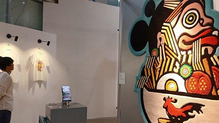 70 Karya Seni Rupa dari Dalam dan Luar Negeri Dipamerkan di Art Jakarta 2019 di JCC