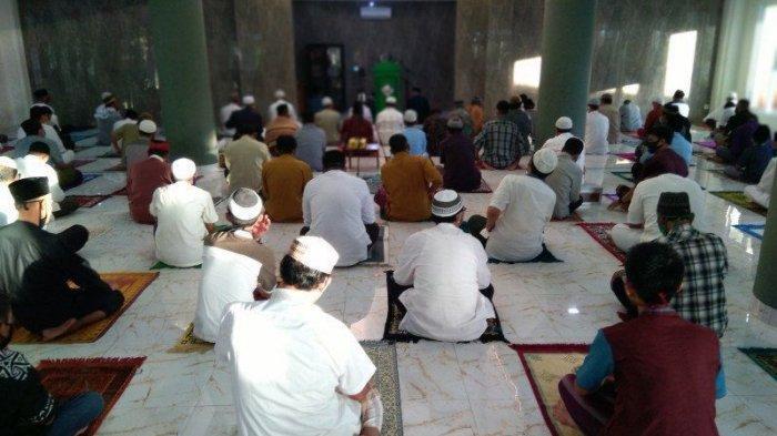 Panduan Shalat Idul Fitri 2021 dari Kementrian Agama, Hanya Boleh Zona Kuning dan Hijau