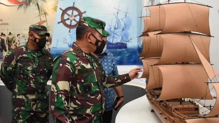 Pangdam Jaya Meninjau Gedung Juang 45 Tambun yang Baru Direvitalisasi