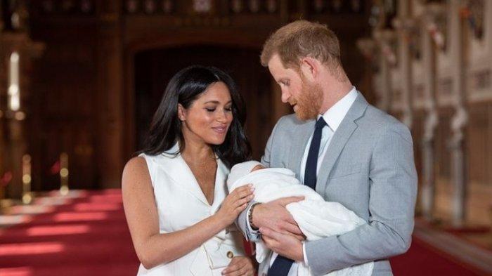 Nama Bayi Pangeran Harry-Meghan Markle Jadi Taruhan Bandar Judi, Ada yang Nekad Tawarkan Nama Donald