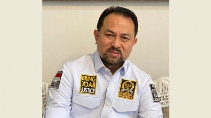 Wakil Ketua Komisi III DPR Setuju Bandar Narkoba Dipindah ke Lapas Nusakambangan