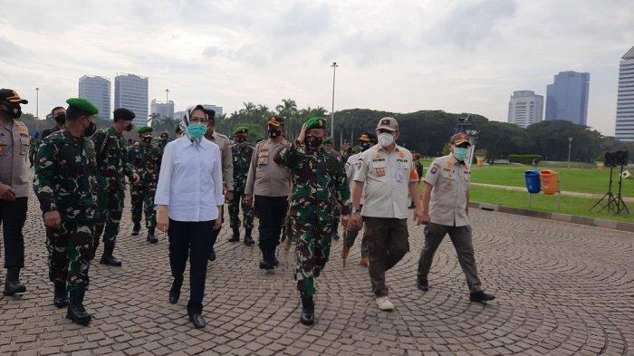 Kawal Pilkada Serentak, Panglima Kodam JayaMayjen TNIDudung Abdurachman Terjunkan 15.000 Personil
