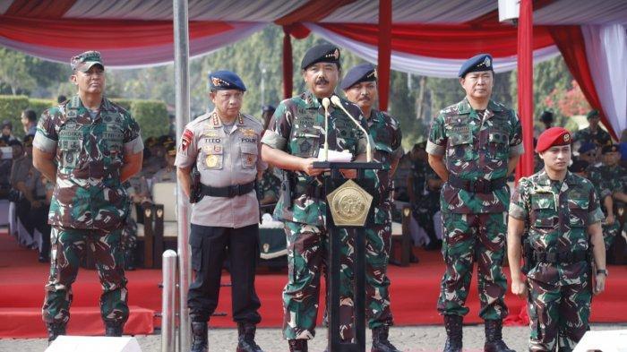 Panglima TNI Berwenang Tunjuk Langsung Wakilnya, Tiga Kepala Staf Berpeluang Besar