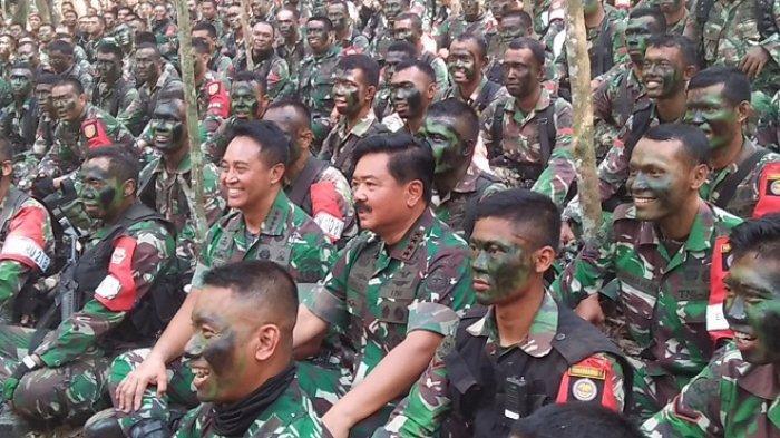 Profil Lengkap Jendral Andika Perkasa dan Alasan Kenapa Ia Paling Berpeluang Jadi Wakil Panglima TNI