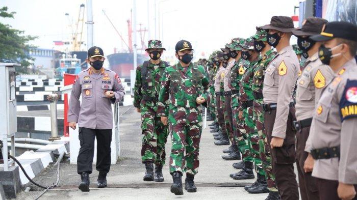 Didampingi Kapolri, Panglima TNI Marsekal Hadi Tjahjanto Buka Latsitarda Nusantara Ke-41di Medan