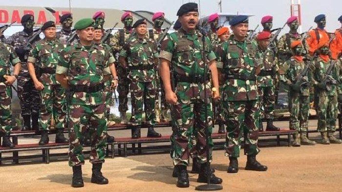 Ini Sosok Pengusul Jabatan Wakil Panglima TNI Dihidupkan Lagi, Mengaku Tak Ada Unsur Politik