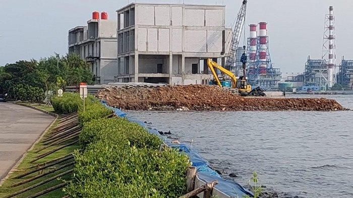 Warga Pantai Mutiara Somasi Gubernur Anies Soal Pembangunan Gedung Komersil di Bibir Pantai