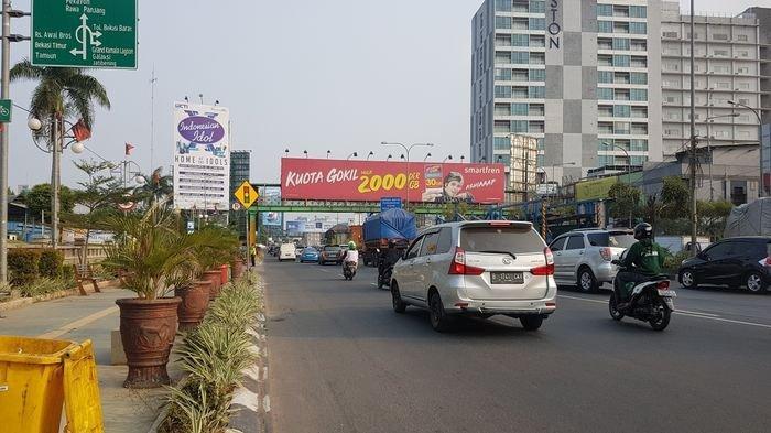 2.000 Reklame di Kota Bekasi Ilegal