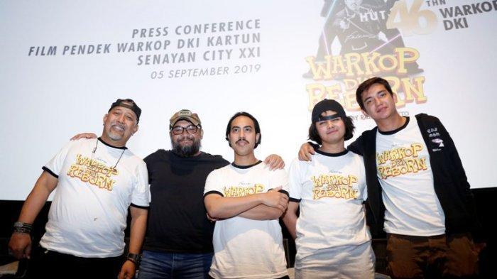 Platform Industri Film Terus Berkembang, Rako Prijanto: Butuh Penulis Skenario Muda dan Cerita Fresh