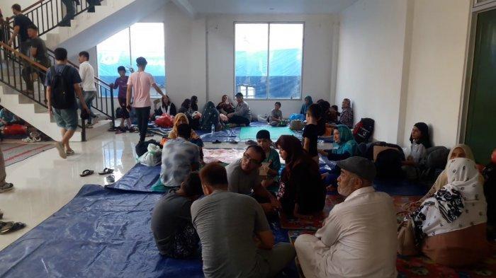 VIDEO: Sudah Dikasih Tempat, Pengungsi Asal Timur Tengah Masih Mengeluh
